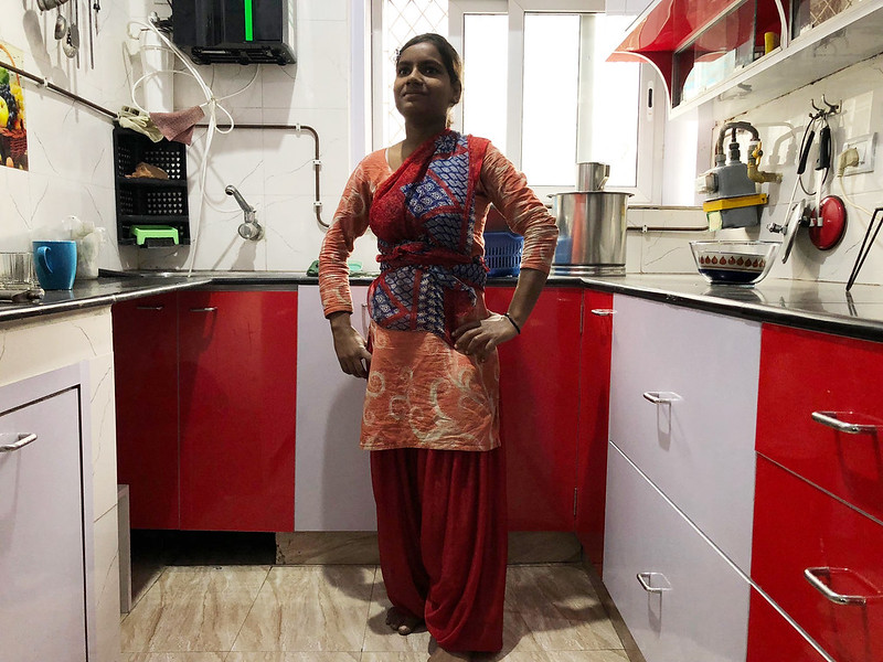 Mission Delhi - Reshma, Inside a Ghaziabad Apartment