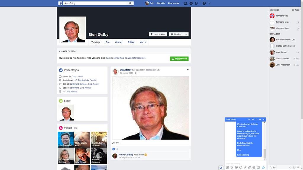 facebook sten østby