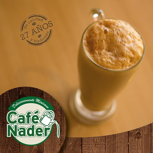 Café de la Nader. From The Food Lover's Travel Guide to Cancun