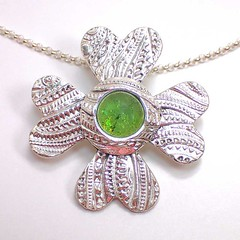 Urban Flower: Lucky Shamrock (Four-leaf Clover)