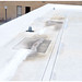Priming a Flat roof, Roof Repair Primer Application on Flat Roof