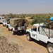 UNAMID staff back from peace meeting at Adilla, East Darfur