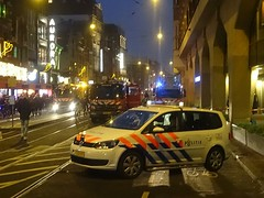Amsterdam: Hotel Fire Alarm