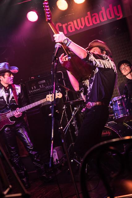 鈴木Johnny隆バンド live at Crawdaddy Club, Tokyo, 30 Dec 2017 -00192