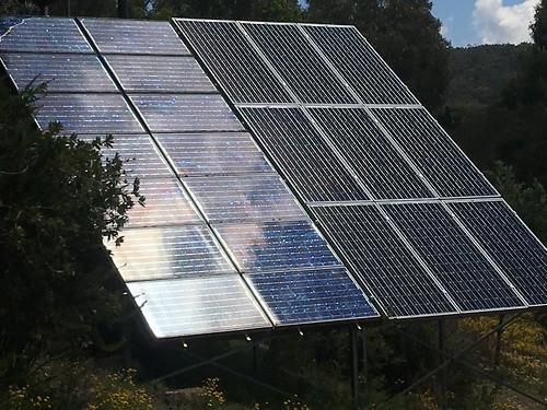 Solar panels for Off-grid house near Orange, NSW