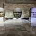 Olmec heads, Anthropology Museum, Xalapa por Second-Half Travels
