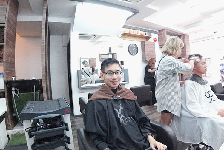 99 percent hair studio