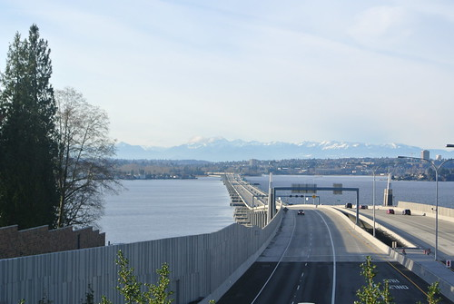 NYE 2017 Ride - New Eastside overlook over 520 Bridge