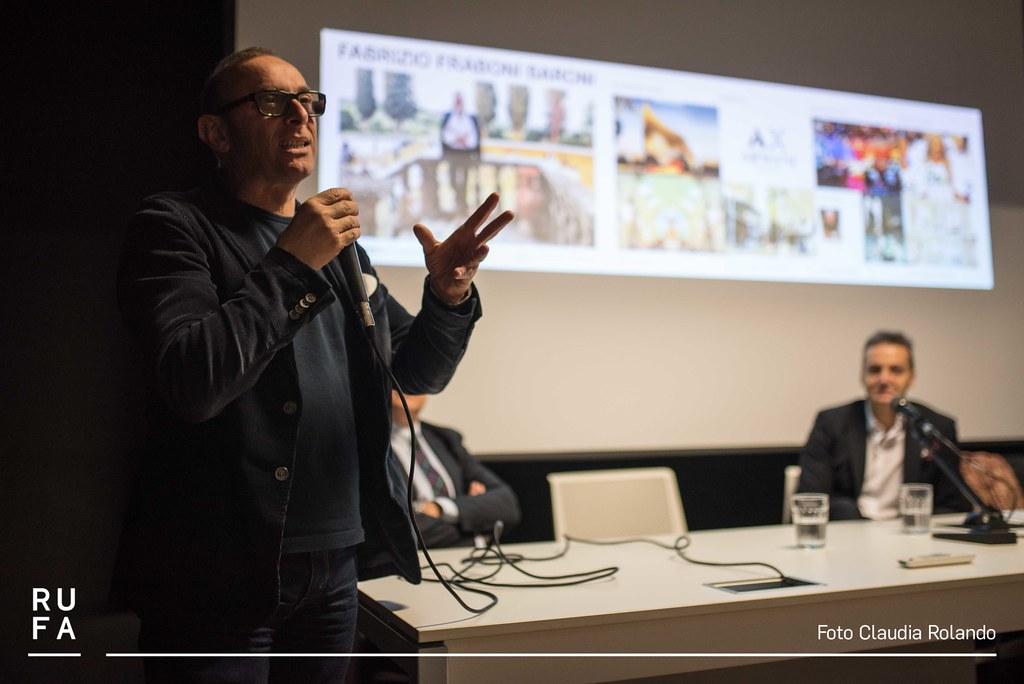 Talk con Fabrizio Fraboni Baroni