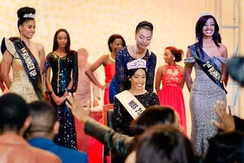 Mwangala Ikacana Hands Over the Crown to Musa the New Queen
