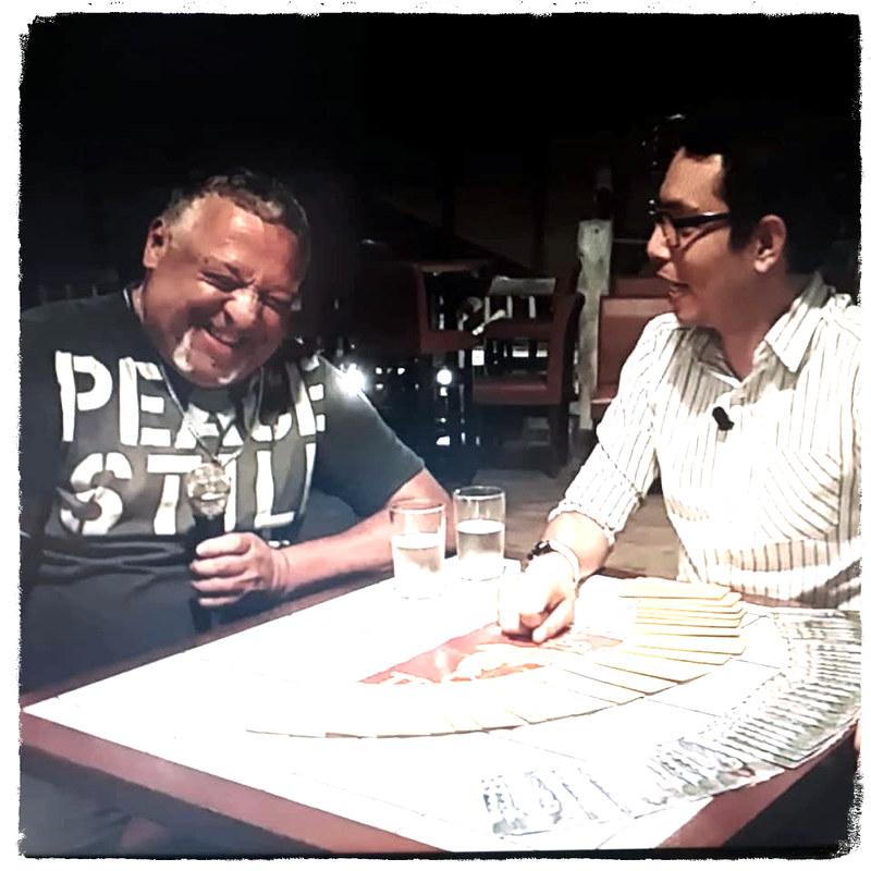 marcos Toledo e Marcos Ritton entrevista