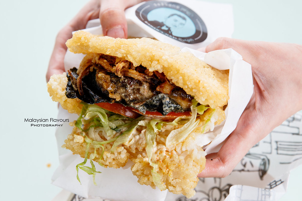 Botanica Deli Street Burgers