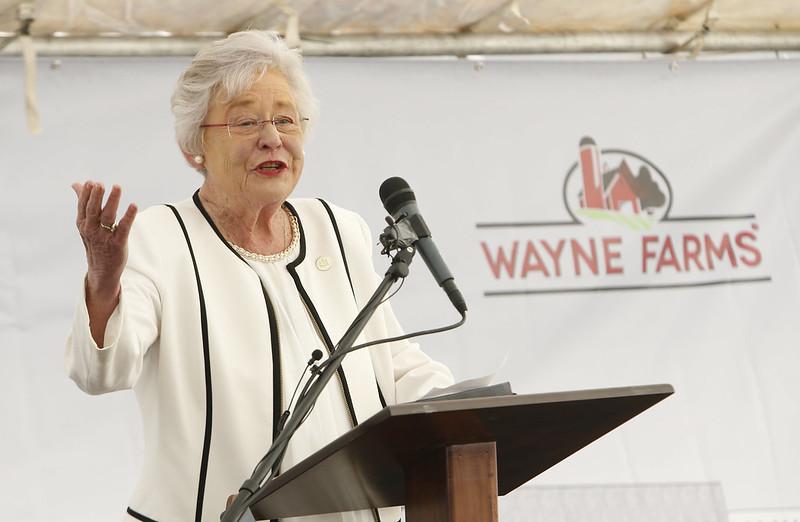 12-12-17 Groundbreaking Wayne Farms