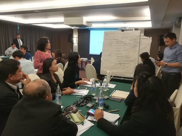Thailand CBA Training November 2017