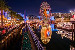 California Screamin' & Mickey's Fun Wheel - DCA