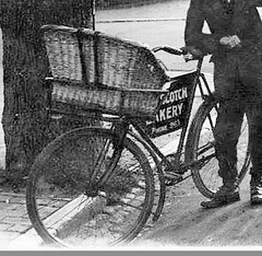 Bread Delivery Bike