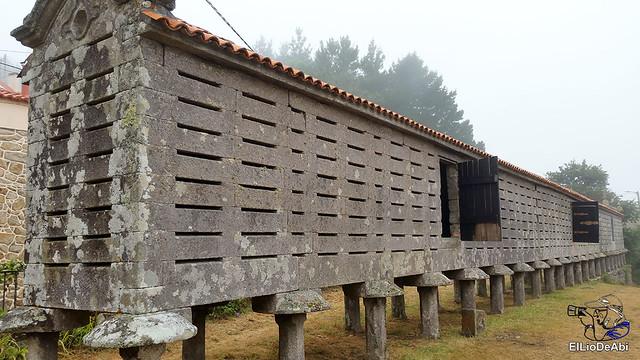 Horreos de Carnota y Lira, los mas grandes de Galicia 15