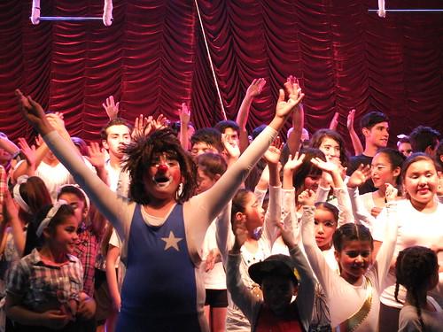 XXIII Encuentro de Circo Social: Construye Felicidad
