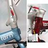 351-TERB-LIN-1812 Tern 2018 Link C8-鋁合金折疊車20吋8速Tourney後變速406輪組深紅底白標(N字折疊)