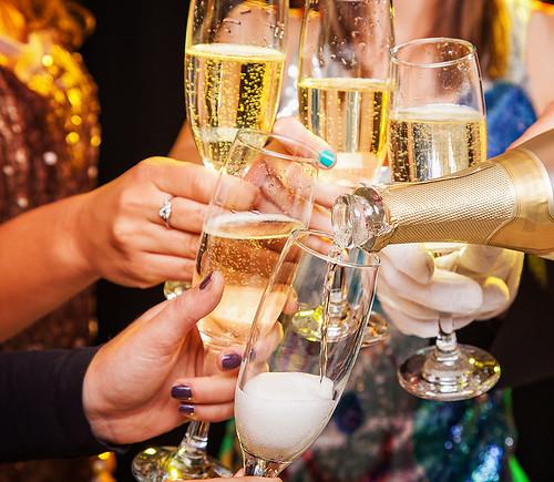 Шампанське: задоволення  і користь