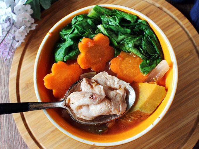 蔬菜蕃茄豬肉鍋_大成桐德黑豚 dachan-food-pork (14)