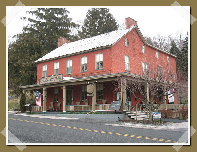 Cashtown Inn - Gettysburg