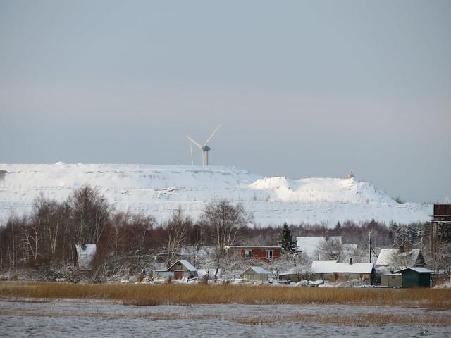 Balti Elektrijaama tuhaväli