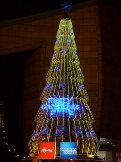 Chrismas Tree (Original at 2012 Miramar Entertainment Park)