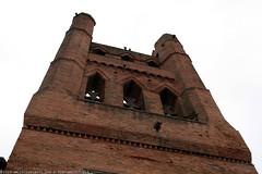 FR10 8979 L'église Notre-Dame de l'Assomption. Villefranche-de-Lauragais, Haute-Garonne - Photo of Montferrand