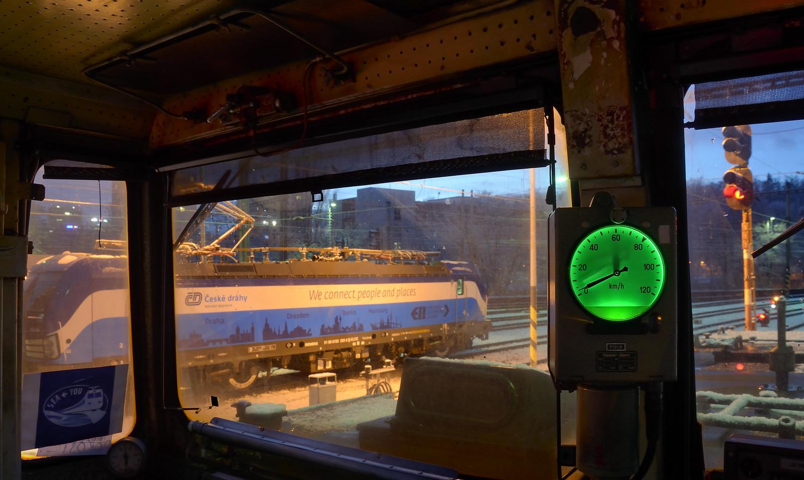 Železniční revoluce už dorazila do Česka