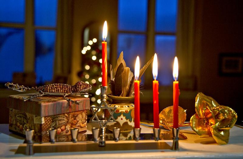 Hanukkah night three