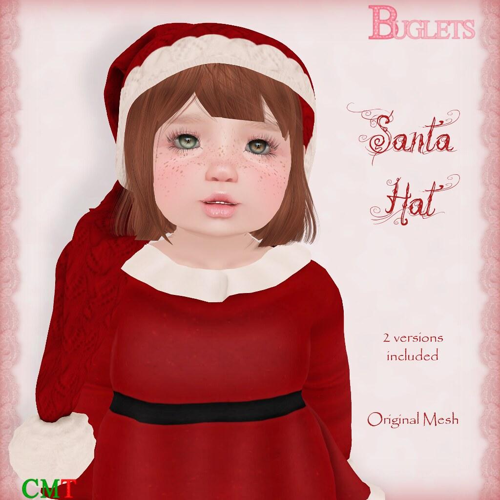 Santa Hat AD - TeleportHub.com Live!