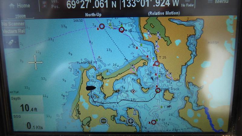 Tuk navigation