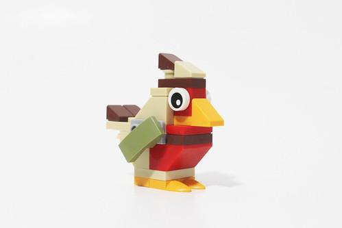 LEGO Seasonal Christmas Build Up (40253) - Day 16