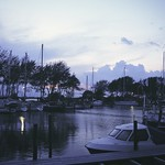 2017:09:17 19:51:54 - Hafen Orth am Abend
