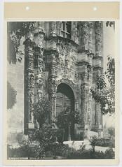 S. Miguel Allende. Iglesia de S. Francisco.