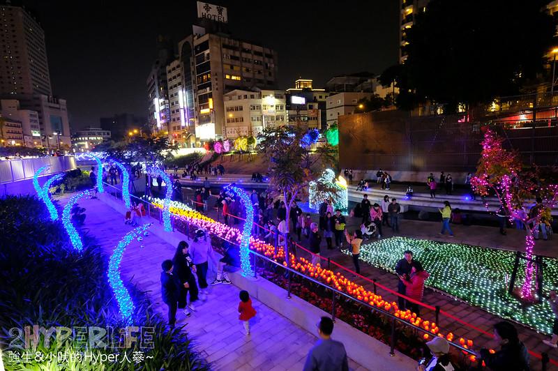 愛上柳川-冬季戀曲 創意藝術光景展覽 (31)