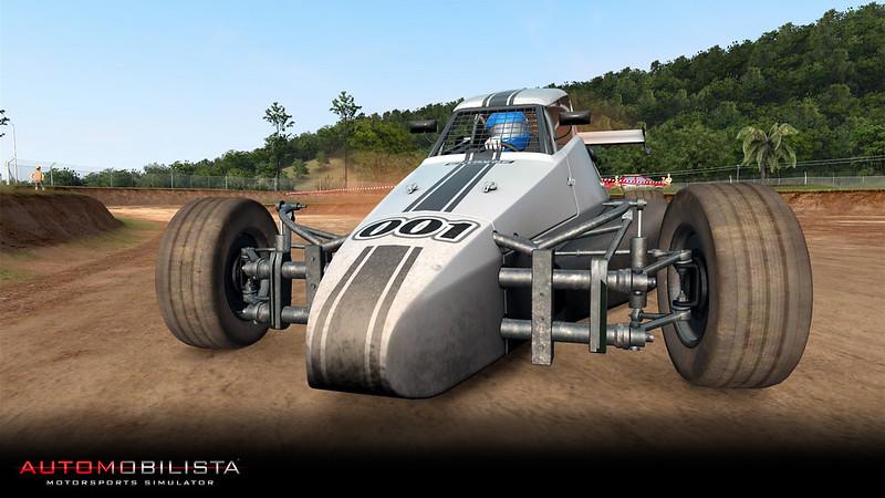 Super Formula Dirt