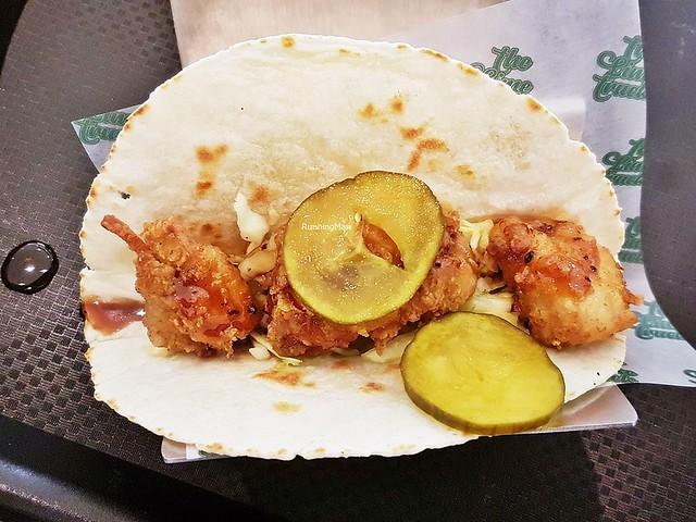 Fried Chicky Taco