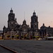 The day rises upon Mexico City
