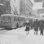 Happy snow day! :snowflake: We are closed today due to the weather. Hope everyone stays safe & warm. Check out this picture from 1946 on Westminster street. Tag us in your snowy day pics.