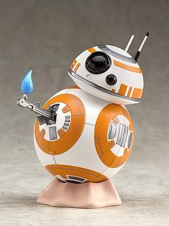 GOOD SMILE COMPANY – 黏土人:《星際大戰:最後的絕地武士》BB-8 !ねんどろいど BB-8