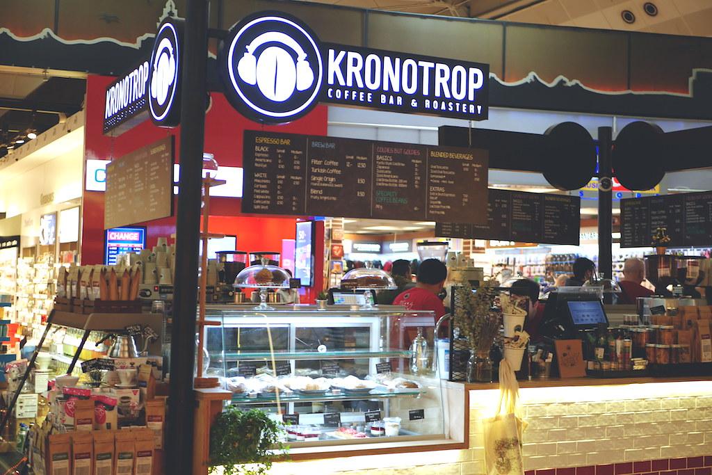 kronotrop IST airport