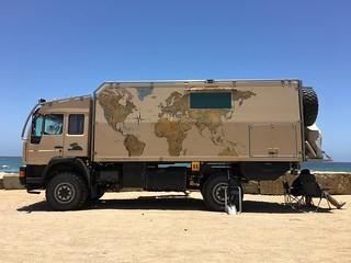 20180103 Geo Truck