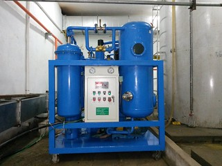 turbine oil vacuum purifier~hydropower plant