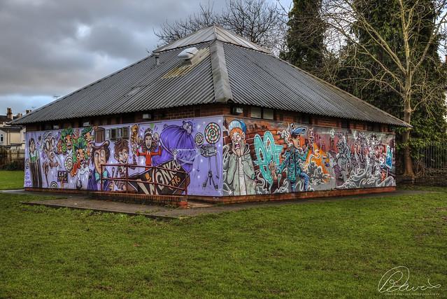 Graffiti Hut