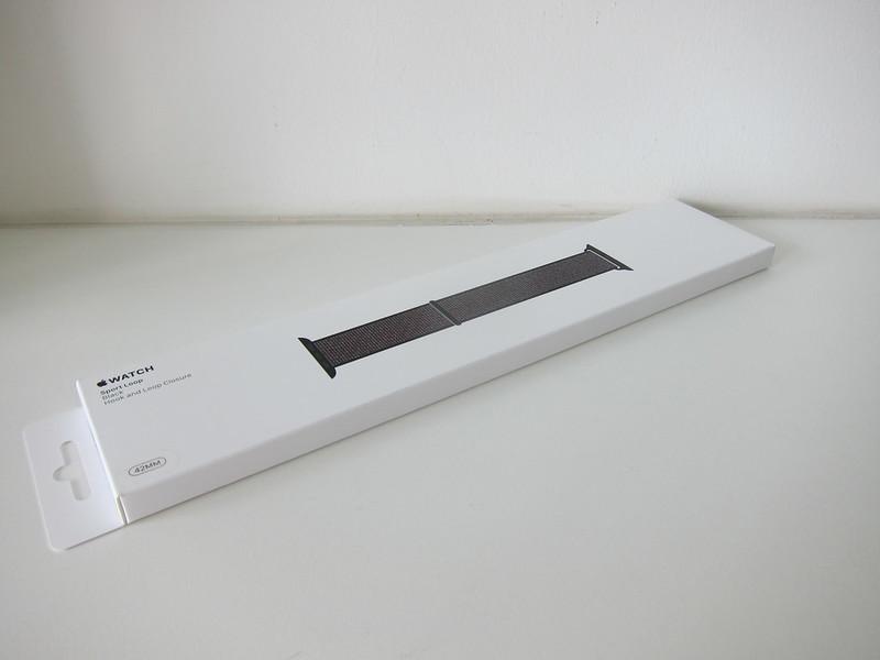 Apple Watch 42mm Black Sport Loop - Box