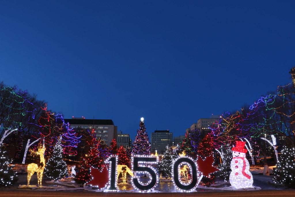 Christmas at 150