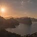 Na Ferrandell - sunset by Max W!nter