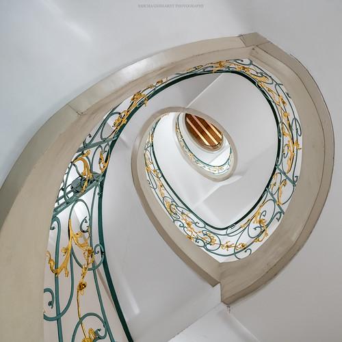 Stairs @Höfe